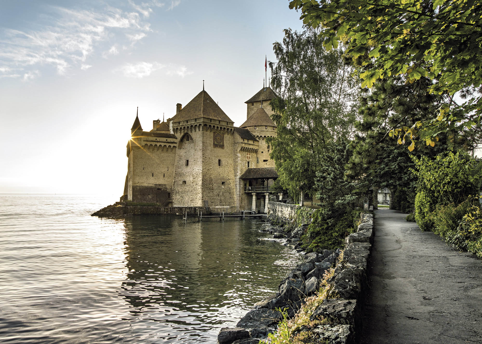 Swiss Cities: Montreux
